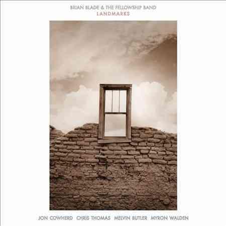 LANDMARKS BY BLADE,BRIAN (CD)